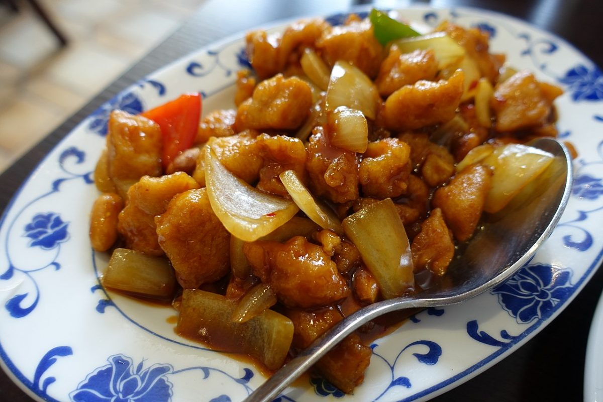 Kung Pao Chicken is easily one of America's favourites when it comes to Chinese food