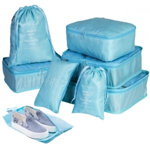 L&N packing cubes for travel