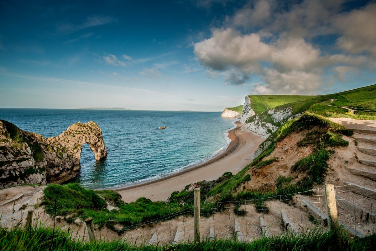 Lands End Trail in Cornwall, London