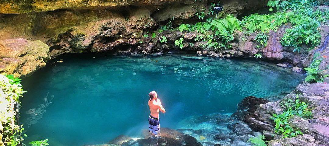 Tembeling Pool Nusa Penida