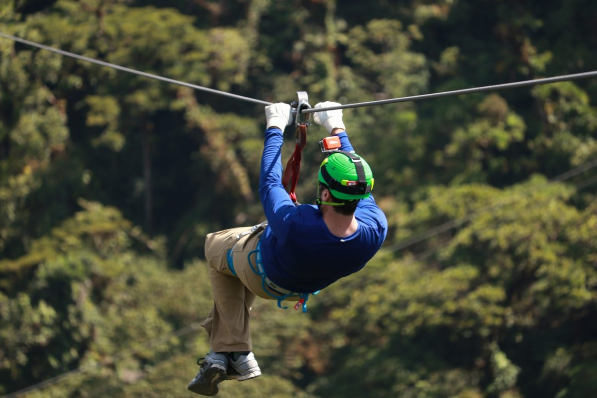 Ziplining Adventure in Phuket