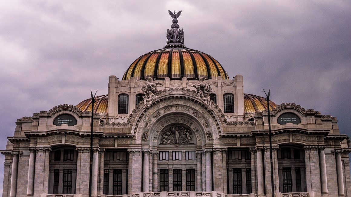 Building Architecture Trip Mexico City