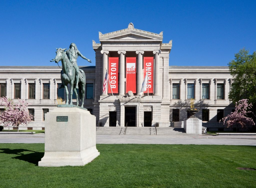 Museum-Of-Fine-Arts, Boston, USA