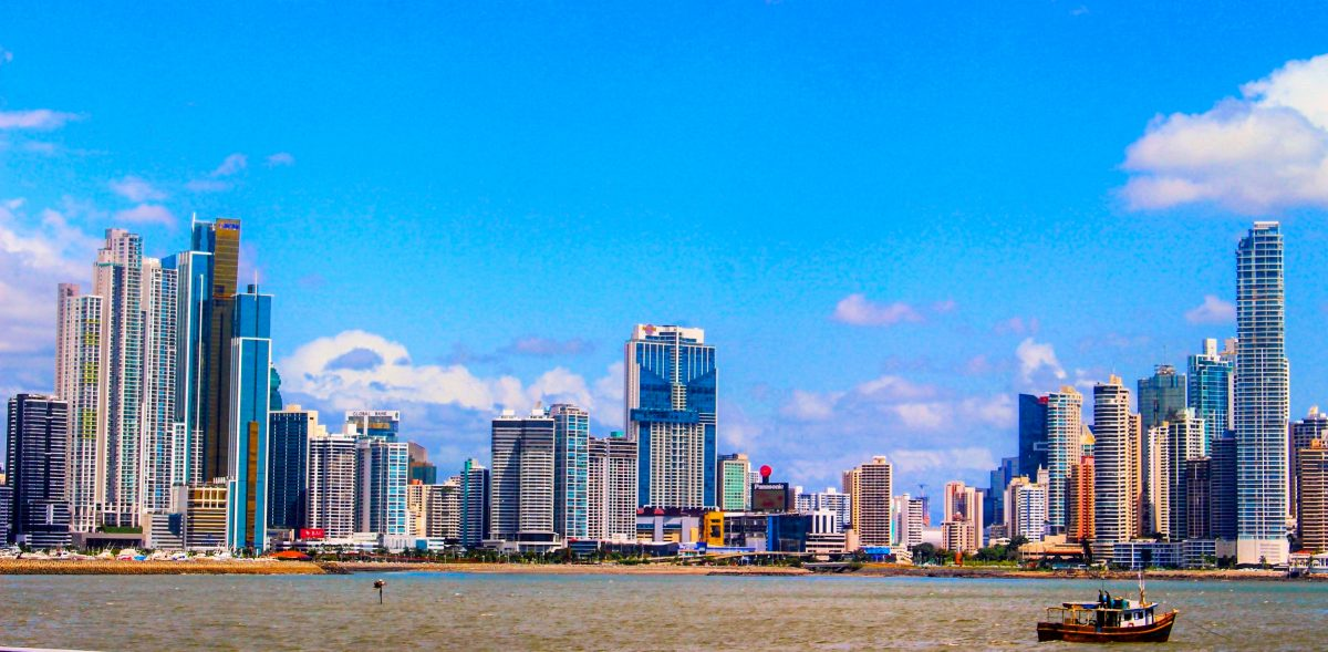 Panama City Skyline, Panama City