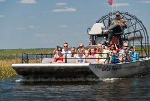 Boggy Creek Airboat Rides, Orlando, Florida