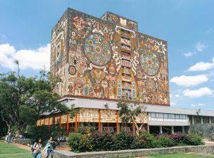 National Autonomous University Of Mexico, Mexico City