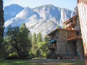 Yosemite Valley Lodge, Camping, Yosemite National Park