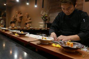 Omakase, Sashimi, Sushi, Nigiri, Japan