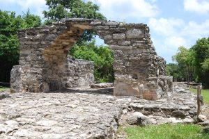 San Gervasio Ruins, Cozumel, Mexico