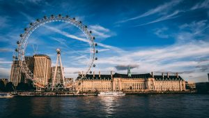 London Eye, Ferris Wheel, London