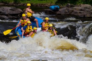 Wilderness Tours, Whitewater Rafting, Ottawa, Canada