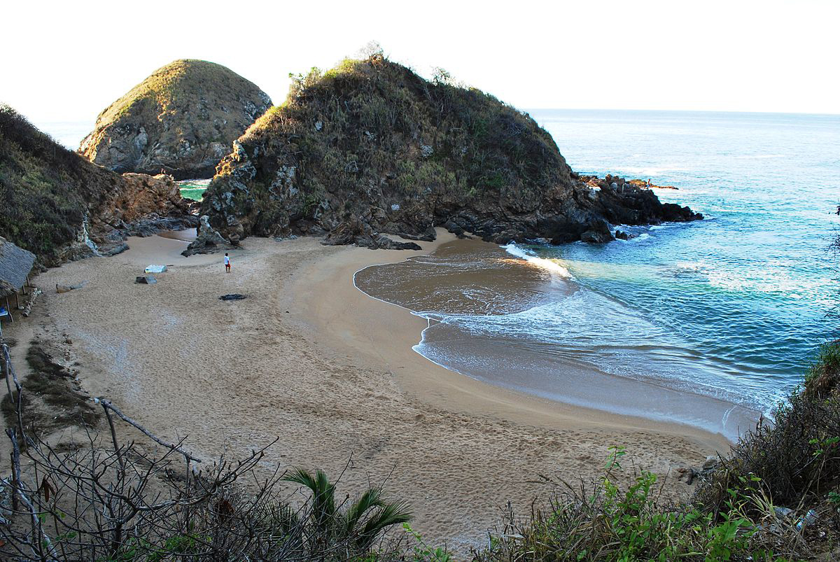 Nude Beach, Etiquette, Tips, Playa Zipolite