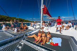 Red Cat Catamaran Panama, Boat Tour, Panama City