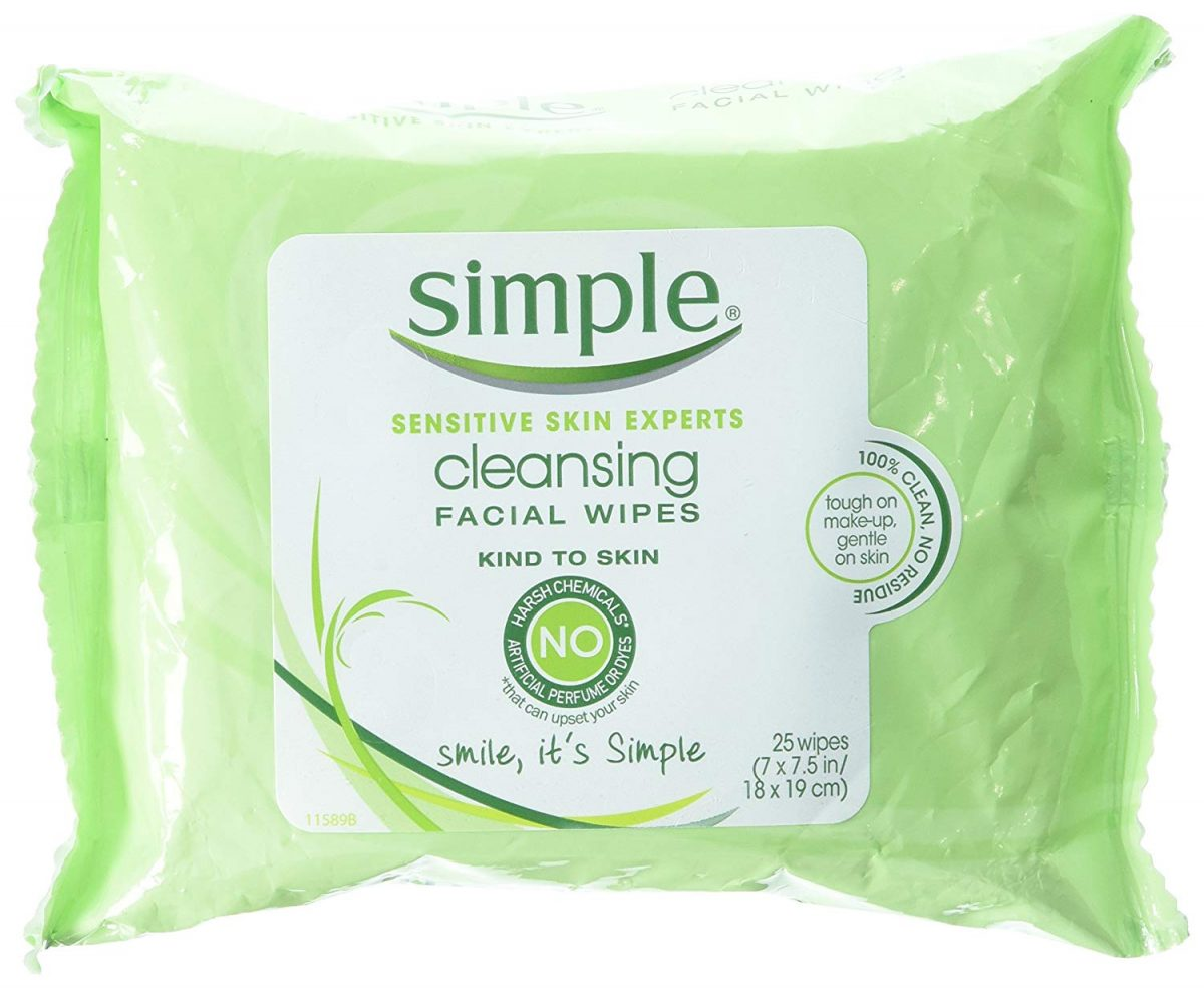 Simple Facial Wipes