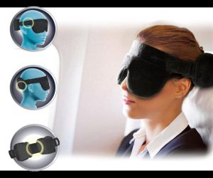 Travel Halo, Sleep Mask, Frequent Traveller