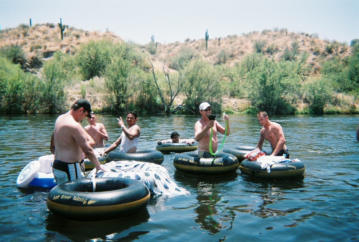 Salt River Tubing Re-Opening For The Summer in May 2019