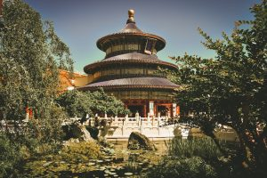 Temple of Heaven Park, Beijing, China