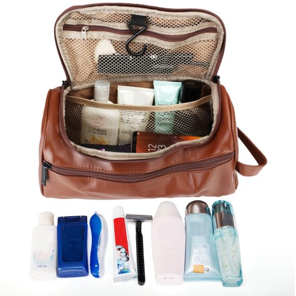 The 5 Best Men's Toiletry Bags For Travel