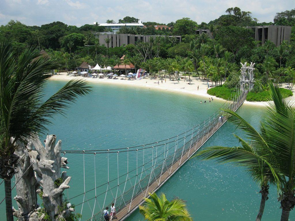 Where Is Singapore, Sentosa