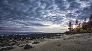 Burleigh Heads, Burleigh Beach, Gold Coast, Australia