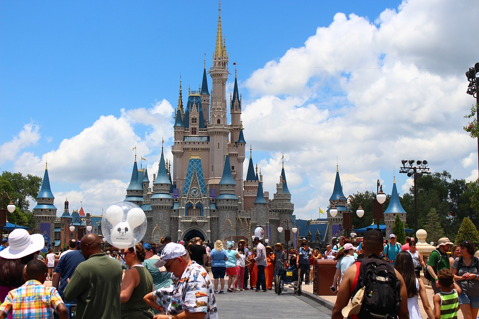 Theme Parks, Orlando, Florida, Disney World