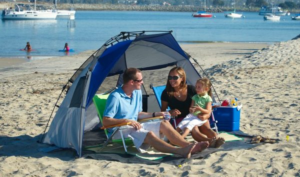 Guide To Buying The Best Beach Tent For A Cool Camping Experience