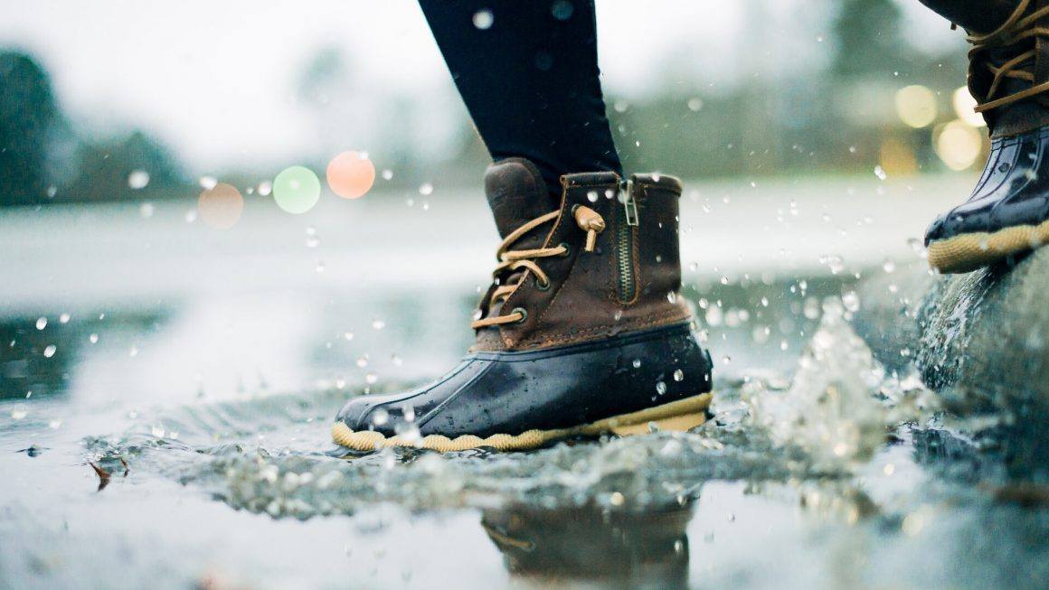 waterproof boots for travel