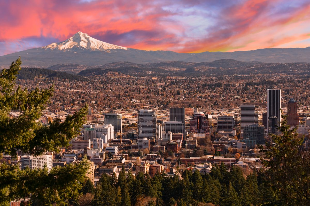 Things to do in Portland, Oregon, USA