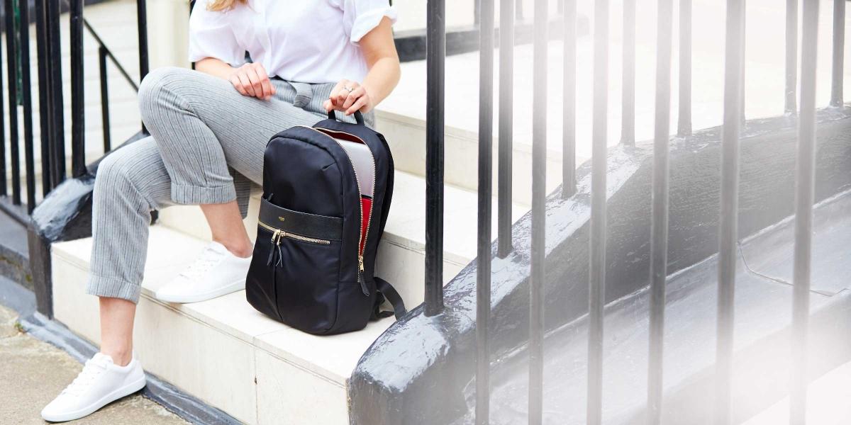 Women's laptop backpacks