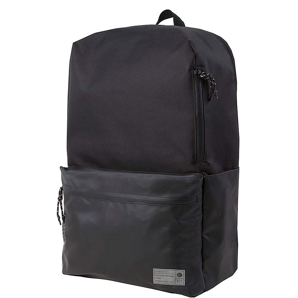 Hex aspect laptop backpack