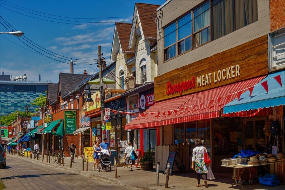 Kensington Markte, Toronto