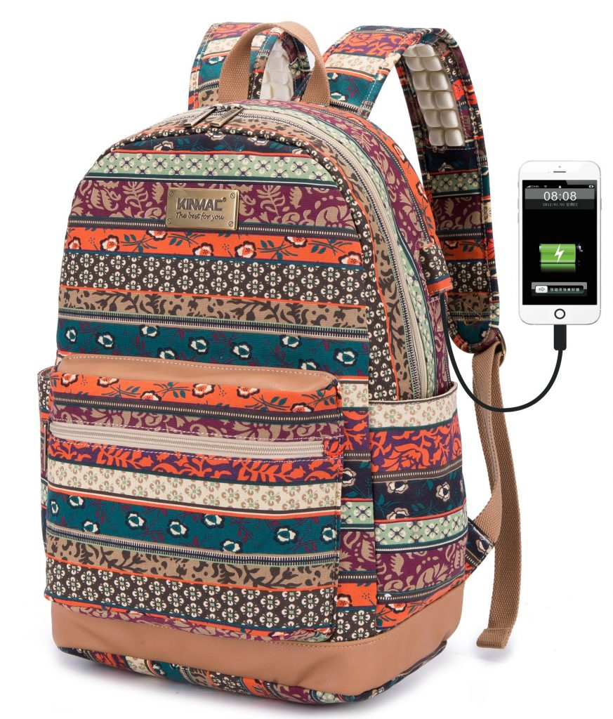 Kinmac water resistant laptop backpacks