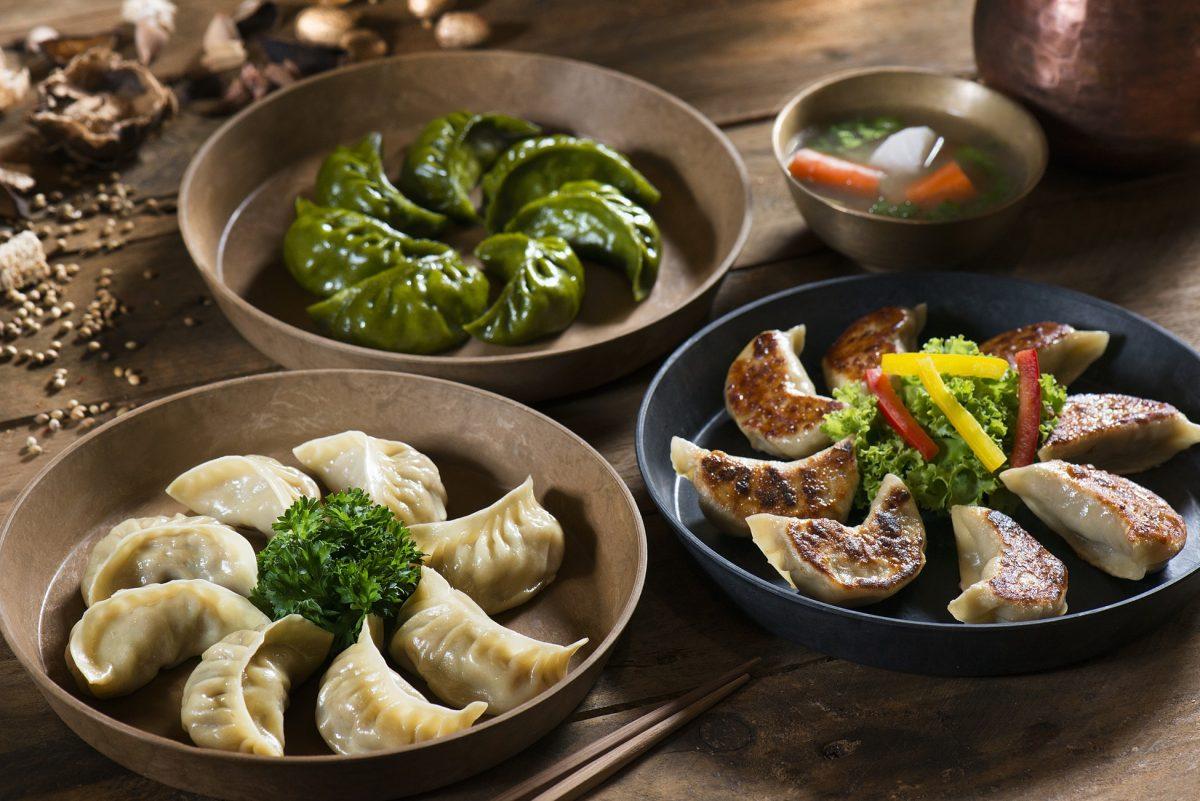 A Baozi feast makes all happy