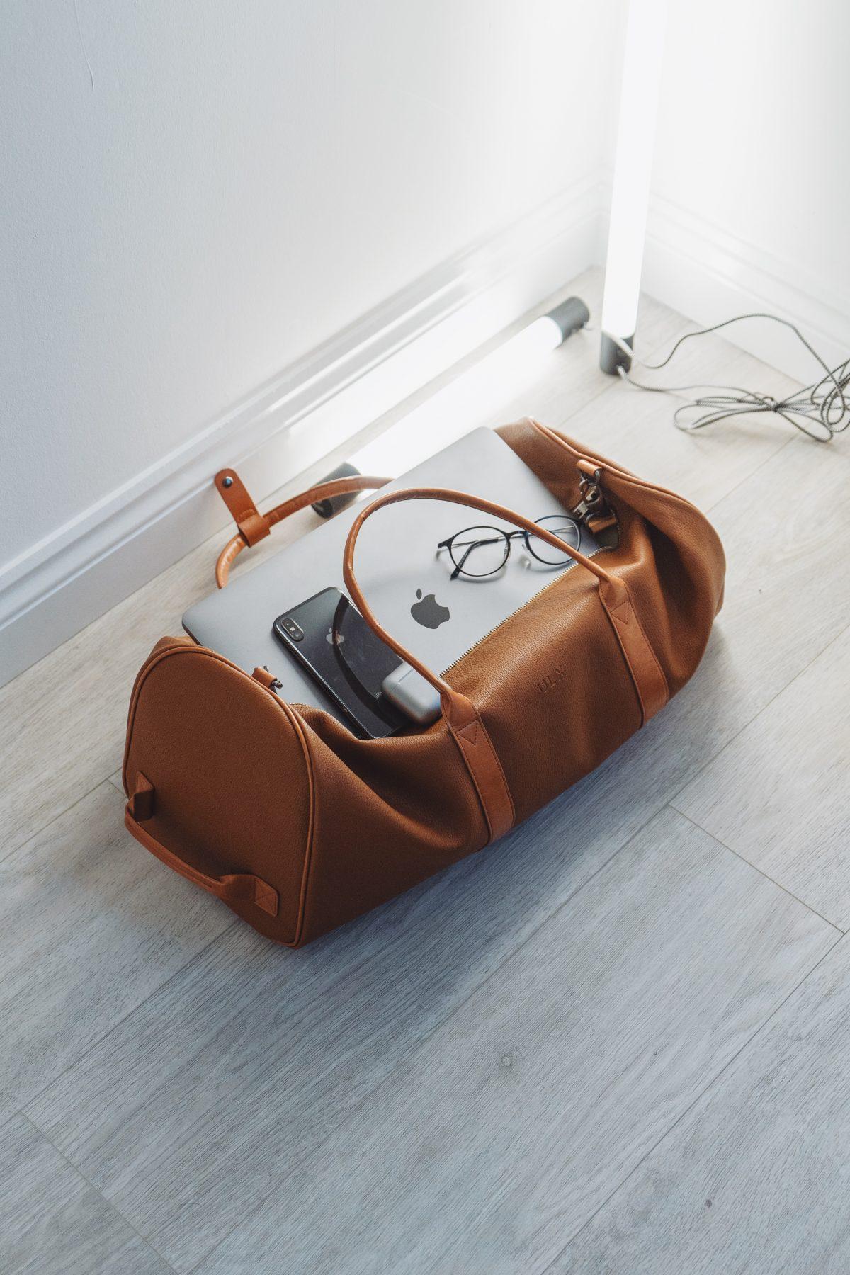 under-seat luggage