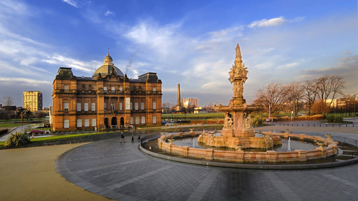 The People's Palace, Glasgow, Scotland