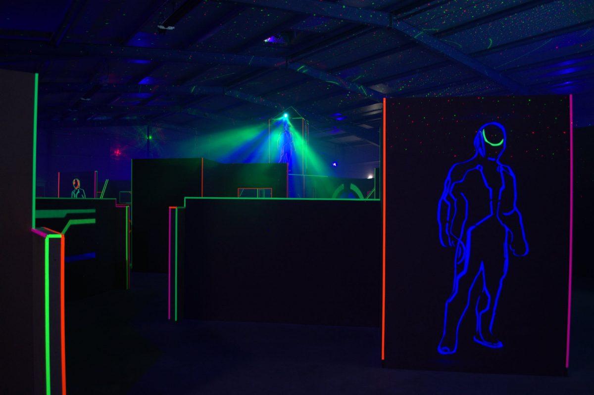 laser tag brighton