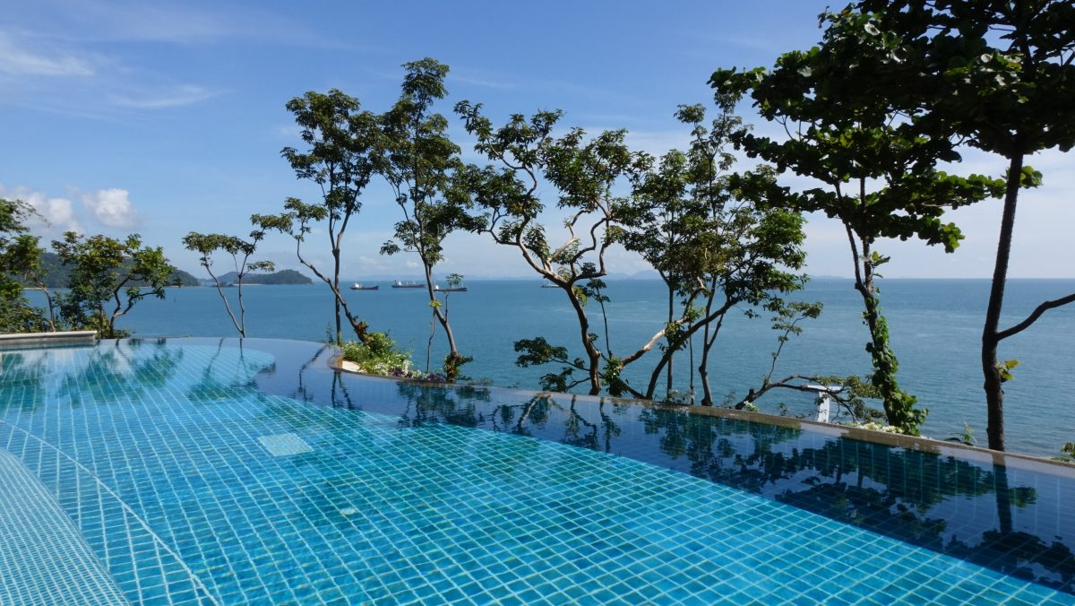 Phuket Beach Resort in Thailand