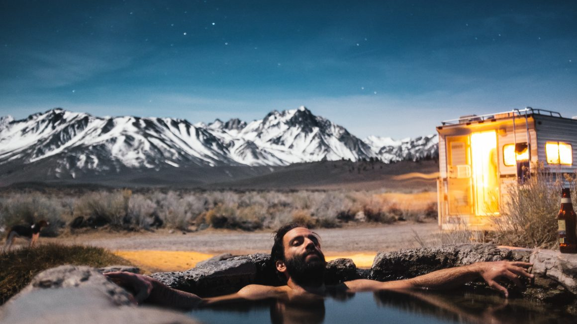 Best Hot Springs, United States, California, Utah, Colorado, Wyoming, Idaho