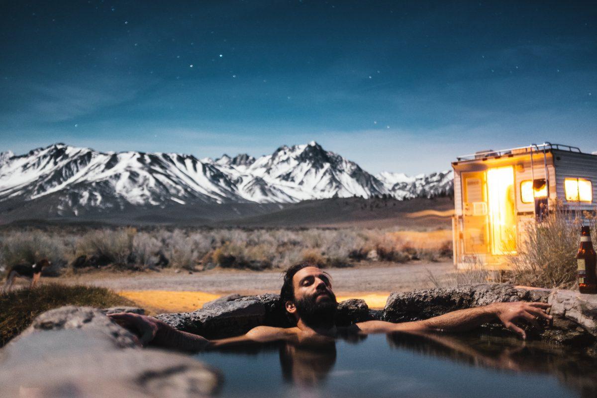 Best Hot Springs, United States, California, Utah, Colorado, Wyoming, Idaho