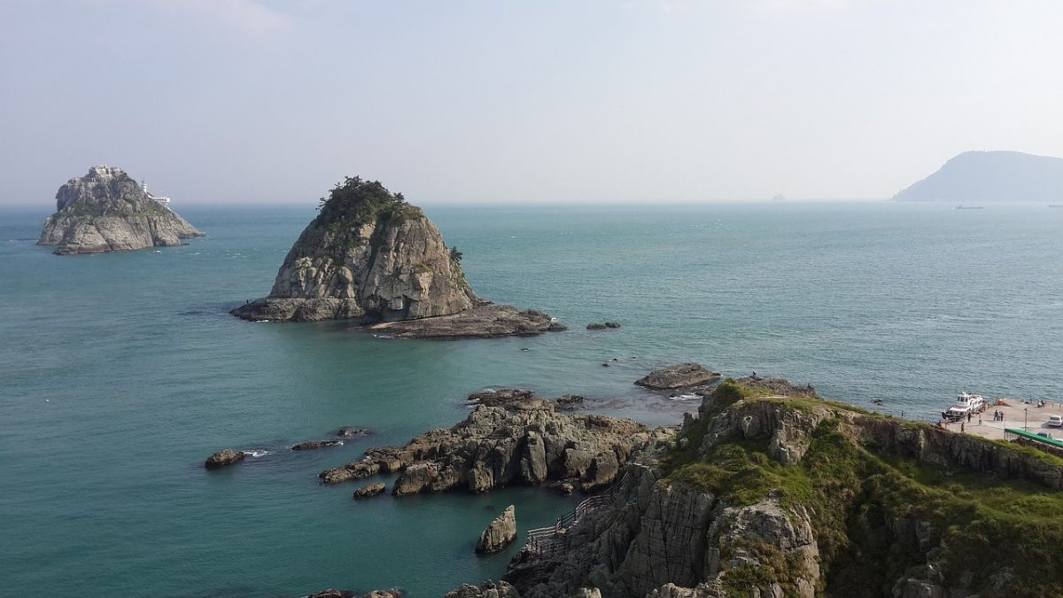 Best seaside views in Busan