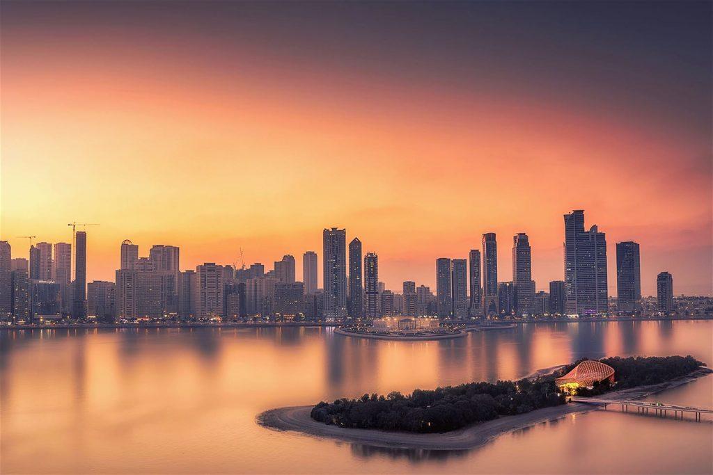 Sharjah city, weekend getaway