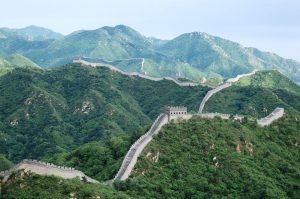 The Great Wall of Badaling, Beijing, China