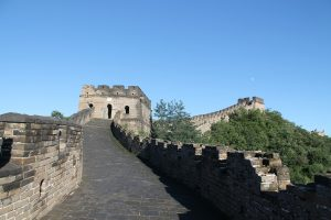 Mutianyu Great Wall, Beijing, China