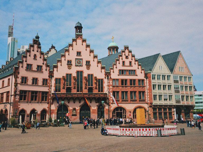 Römerberg the Frankfurt's new 'Old Town'