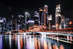 towers bridge skyscrapers cityscape in singapore 300x200 - Where Is Singapore And What Can I Expect?