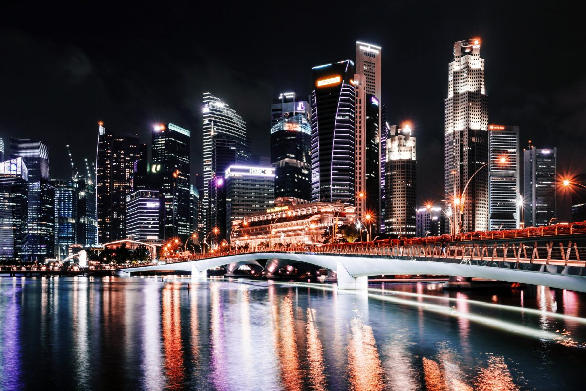 towers bridge skyscrapers cityscape in singapore - Where Is Singapore And What Can I Expect?
