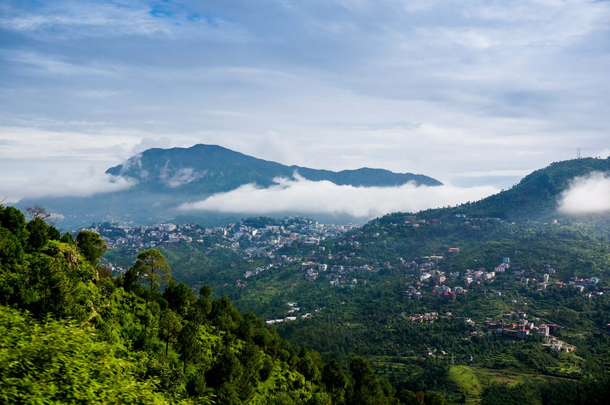 Lovely mountains, weekend getaways from new delhi