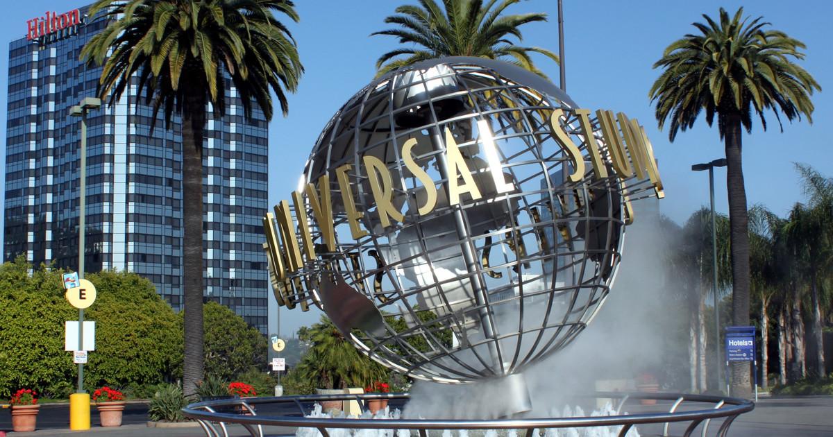 The Universal Studios