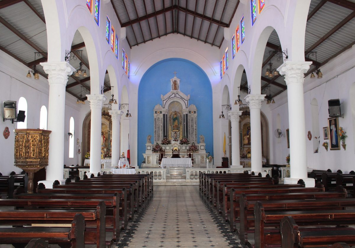 Built in 1521, the San Juan Bautista Cathedral is the oldest cathedral in the United States and the second oldest cathedral in the Americas.