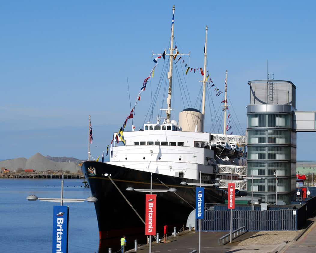 Britannia Royal Yacht